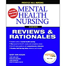 VangoNotes for Mental Health Nursing: Reviews & Rationales Audiobook by Mary Ann Hogan, Rebecca Gruener, Cory Gaylord