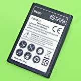 Long Lasting 3650mAh Replacement Extended Slim Battery for LG G4 Stylus H540 Smartphone (Color: as shown in picture)