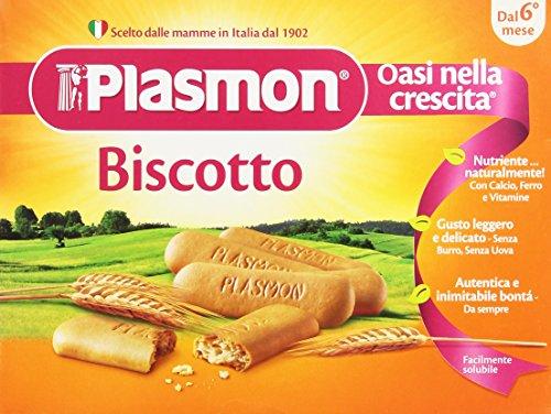 Plasmon - Biscotto, Oasi nella Crescita - 360 g