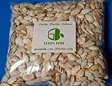 Green Bulk Pumpkin Seeds / Squash Seeds Salted (In Shell), Freshly Roasted, 1 lb bag