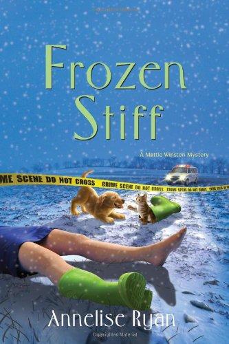 Frozen Stiff (Mattie Winston #3)