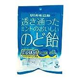 味覚糖 透き通ったミントのおいしいのど飴 92g×6袋