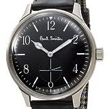 Paul Smith ポールスミス メンズ 腕時計 アナログ The City BB5-011-50 ブラック/ブラックレザー [並行輸入品]