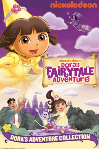 Amazon.com: Dora the Explorer: Dora's Fairytale Adventure: Kathleen