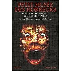 Petit musée des horreurs - Nathalie Prince