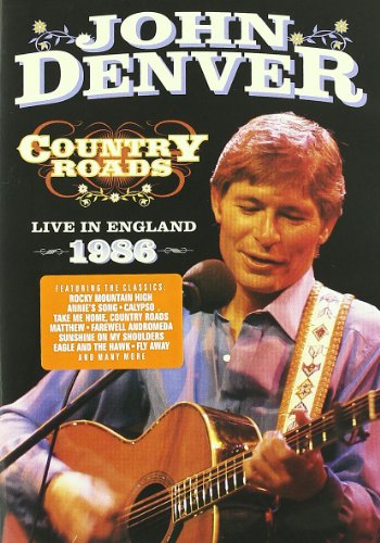 Country Roads - Live In England 1986 [DVD] [2010] [NTSC]