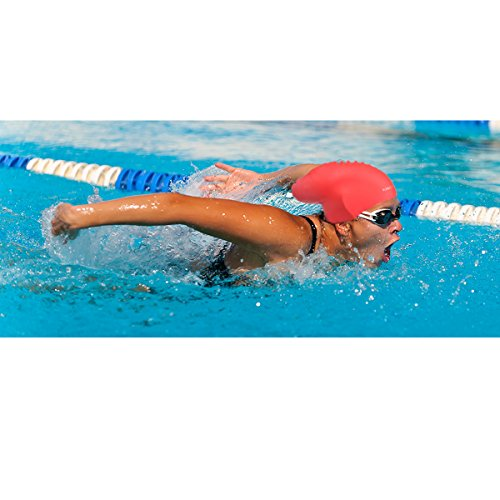 Kamor® #4 swimming/swim cap/caps