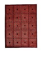 CarpeTrade Alfombra Soft Nepal (Rojo)