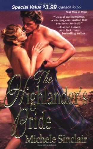 Image of The Highlander's Bride (Zebra Debut)