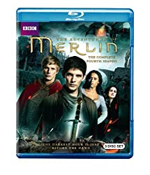 Merlin: The Complete Fourth Season [Blu-ray]