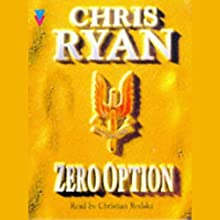 Zero Option: Geordie Sharp, Book 2 Audiobook by Chris Ryan Narrated by Christian Rodska