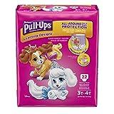 Pull ups Learning Designs Training Pants 3t-4t Girl Jumbo Pack