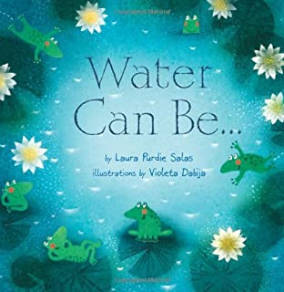 Book Cover: Water can be--
