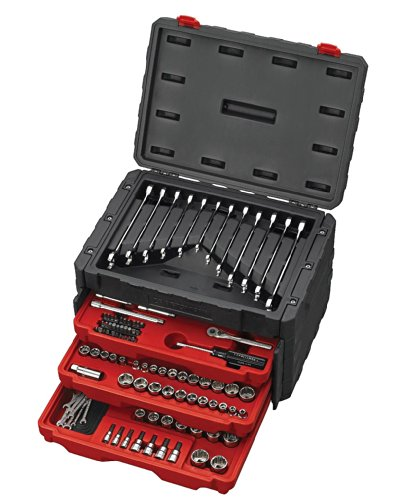 Craftsman 263 Pc Mechanics Tool Set With Lift Top Storage