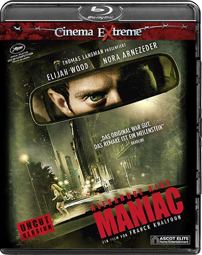 Alexandre Ajas MANIAC (Uncut Version) [Blu-ray] [Alemania]
