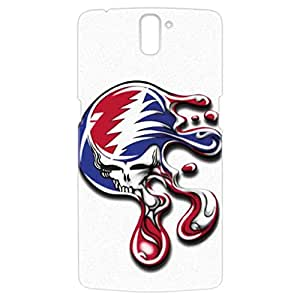 a AND b Designer Printed Mobile Back Cover / Back Case For OnePlus One (1Plus1_3D_1453)