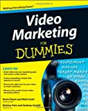 img - for Video Marketing For Dummies book / textbook / text book