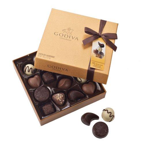 Godiva Gold Box 14 - 165g