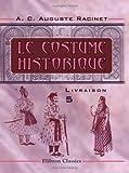 echange, troc Albert Charles Auguste Racinet - Le costume historique: Livraison 5. Inde - Musulmans