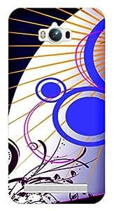 TrilMilPrinted Designer Mobile Case Back Cover For Asus Zenfone Max