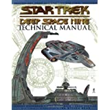 """Star Trek Deep Space Nine"": Technical Manual (Star Trek Deep Space Nine (Unnumbered Paperback))by Rick Sternbach"