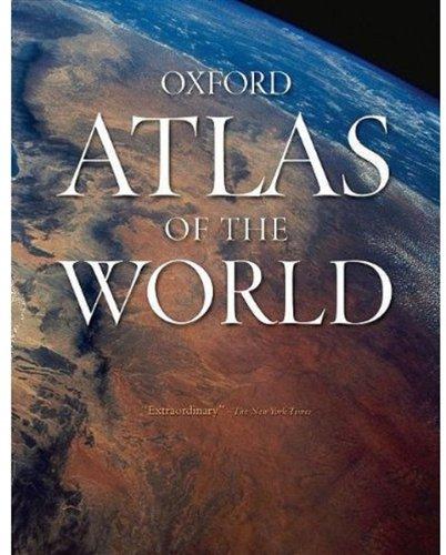 Atlas of the World: Sixteenth Edition