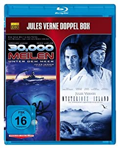 Jules Verne Doppel BD: 30.000 Meilen unter dem Meer / Mysterious Island [Blu-ray]