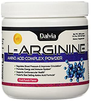 Dalvia Wellness Labs L-Arginine Powder