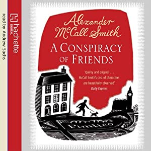A Conspiracy of Friends Audiobook