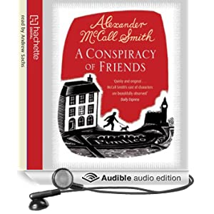 A Conspiracy of Friends (Unabridged)