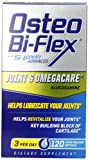 Osteo Bi-Flex Joint and Omegacare Nutritional Supplement, 120 Count