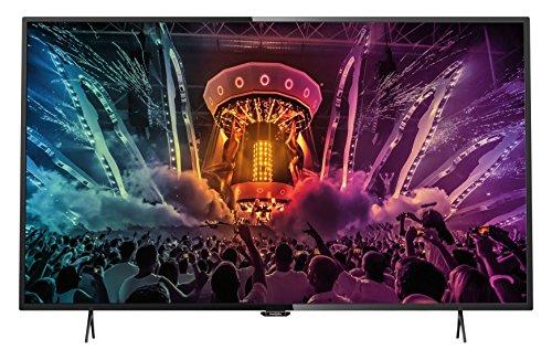 Philips-49PUS610112-Ultraflacher-4K-Smart-123-cm-49-Zoll-LED-Fernseher-mit-Pixel-Precise-Ultra-HD-dunkelsilberschwarz