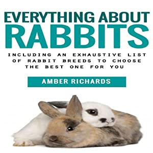 Everything About Rabbits Audiobook