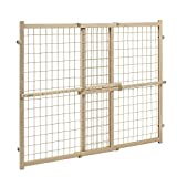 Position-and-Lock-Tall-Pressure-Mount-Wood-Gate