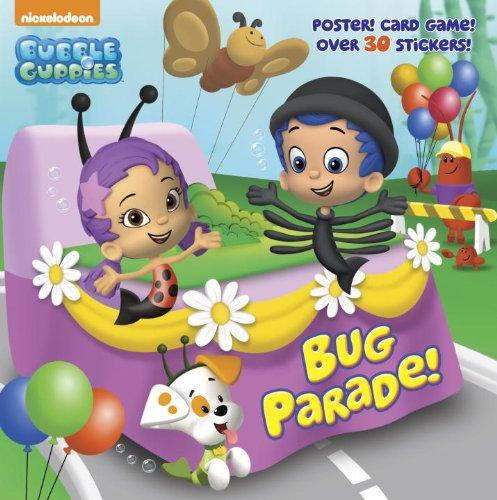 Bug Parade! (Bubble Guppies) (Super Deluxe Pictureback) PDF