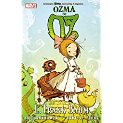 Oz: Ozma of Oz by Eric Shanower, L. Frank Baum and Skottie Young