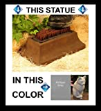 Classic BOOT BRUSH Concrete GRAY Color 12