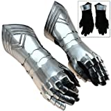 Knight Medieval Armor Gauntlets - Gothic Templar Functional Armour Gloves