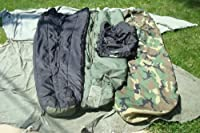 Military Modular Sleep System 4 Piece with Goretex Bivy Cover and Carry Sack