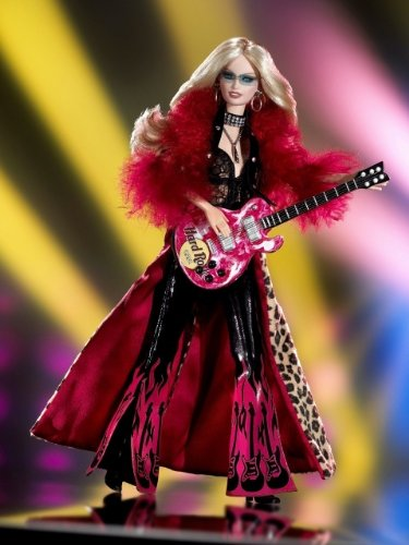 Hard Rock Cafe Barbie 1st in Series