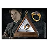 Noble Collection - Harry Potter Replica 1/1 Lord Voldemort's Horcrux Ring (gold-pla (Color: Gold)