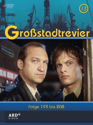 Großstadtrevier - Box 13/Folge 193-208 [4 DVDs]