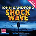 Shock Wave Audiobook by John Sandford Narrated by Eric Conger