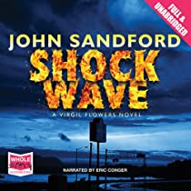 Shock Wave by John Sandford (ebook)