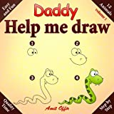 Daddy, help me draw animals