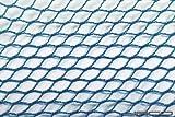 8-teiliges Freilaufgehege für Kleintiere inkl. Schutznetz und Tür, Welpengitter Ø ca. 145 cm (Farbwahl) -