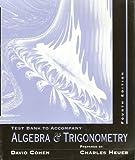 Test Bank to Accompany Algebra and Trigonometry 4th Edition (0314205195) by David Cohen