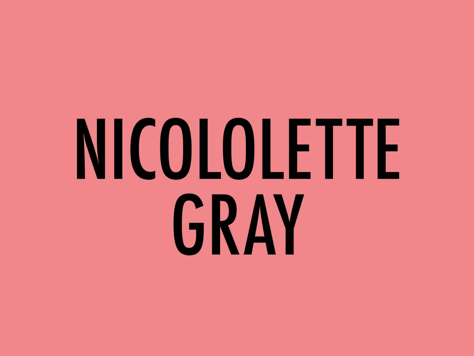 Nicolette Gray - Season 1