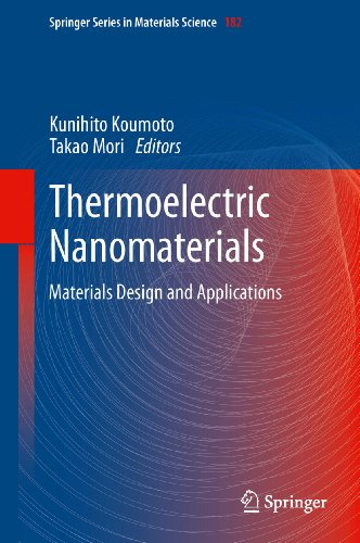 Thermoelectric Nanomaterials: 182 (Springer Series In Materials Science)
