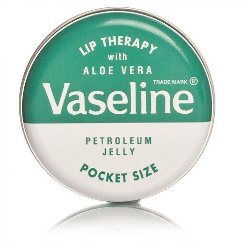 Vaseline Lip Therapy ヴァセリン 20g Aloe